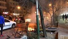 Teheran Iran Proteste