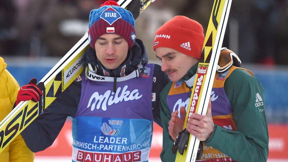 Garmisch-Partenkirchen Richard Freitag