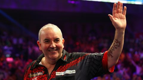 Darts-WM 2018 - Phil Taylor - Karriereende