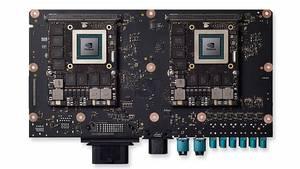 Auch Nvidia bietet Muliti-Prozessoren-Lösungen an