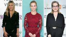Jennifer Aniston, Reese Witherspoon, Meryl Streep
