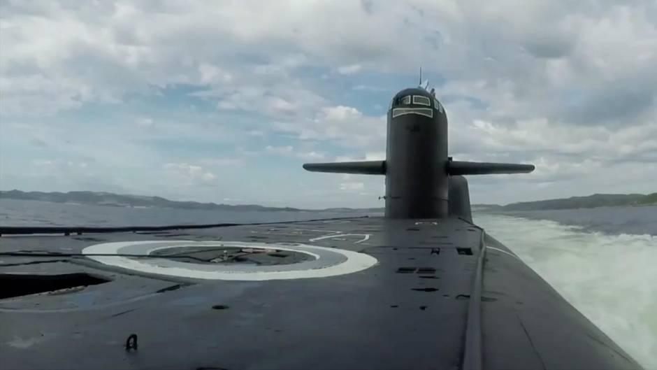 U-Boote im Nordatlantik: Russland will Marine-Flotte erweitern - Nato ist besorgt