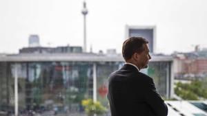Steffen Seibert, Chef des Bundespresseamts