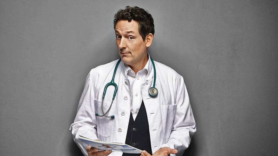 """DR. v. HIRSCHHAUSENS STERN GESUND LEBEN: Der """"Doktor der Nation"""" startet sein eigenes Gesundheitsmagazin"""
