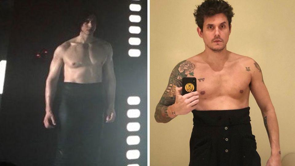 Smokey-Eye-Tutorial: John Mayer geht unter die Beauty-Blogger - und seine Fans sind begeistert