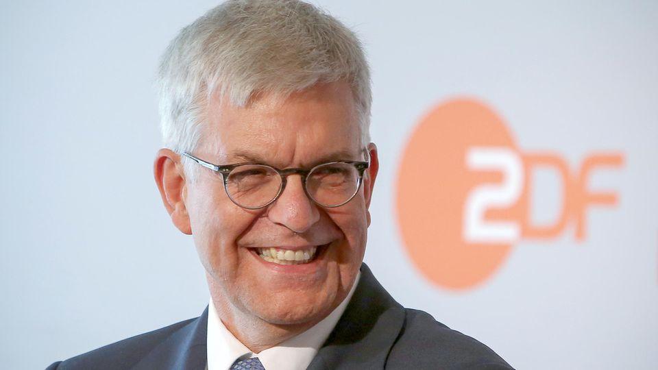 ZDF-Intendant Thomas Bellut