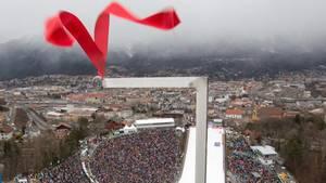 Vierschanzentournee - Burglind - Innsbruck - Qualifikation