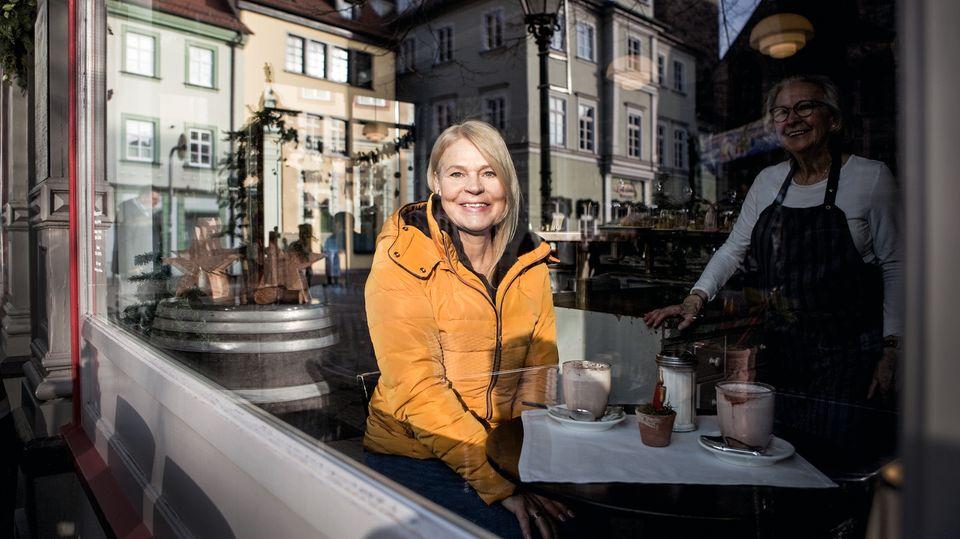 Eisschnelllauf Rekordweltmeisterin Gunda Niemann-Stirnemann