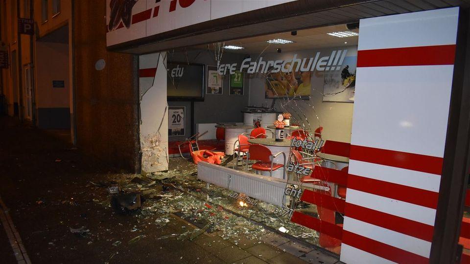 Nachrichten Deutschland: Unfall Mönchengladbach