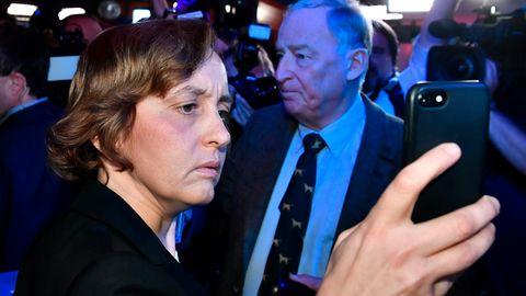 Die AfD-Bundestagsabgeordnete Beatrix von Storch