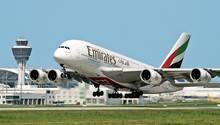 Airbus A30 Emirates