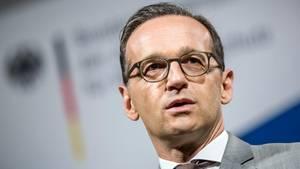 Heiko Maas verteidigt Internet-Gesetzt gegen Hass-Botschaften