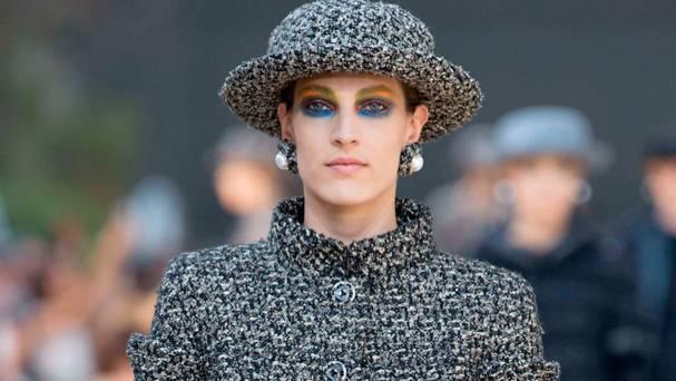 Othilia Simon zählt zur Topmodelriege. Für die Chanel-Show reiste sie zum ersten Mal nach Hamburg