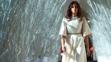 Melania Trump stellt ihre Weihnachtsdekoration im Weißen Haus der Öffentlichkeit vor