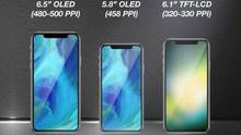 So stellen sich die Analysten von KGI die 2018er-iPhones vor.