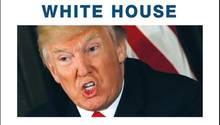 Das Cover des Enthüllungsbuches über US-Präsident Donald Trump