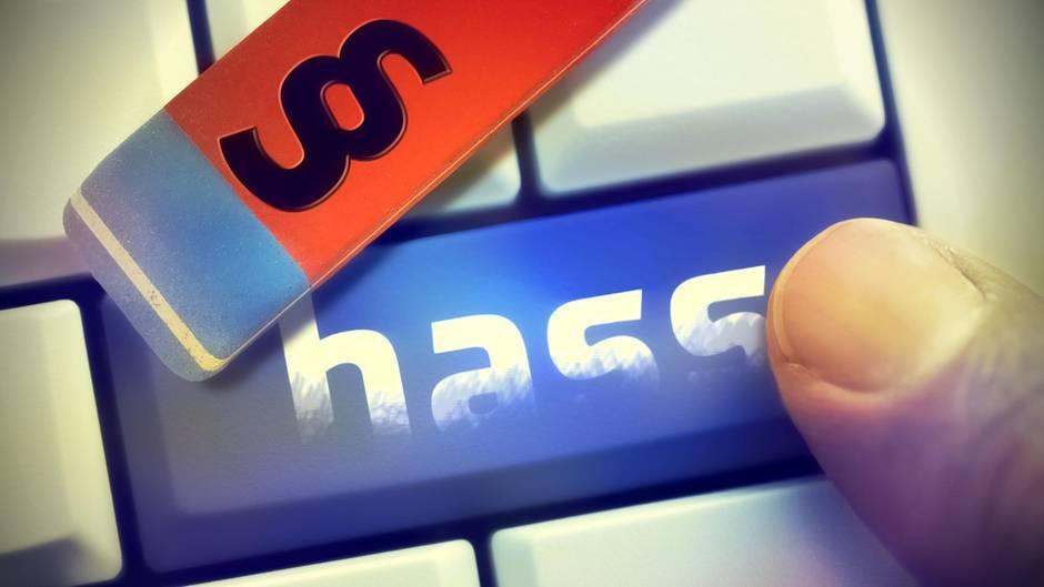 Das neue Netzwerkdurchsetzungsgesetz (NetzDG) soll Hassrede im Netz einschränken