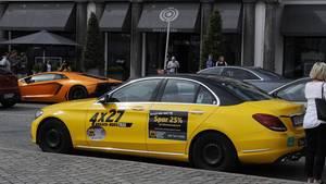 Silvester - Taxi - Kopenhagen - Oslo