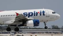 Auf einem Flug von Spirit Airlines soll es zu einem Fall von schwerem sexuellen Missbrauch gekommen sein