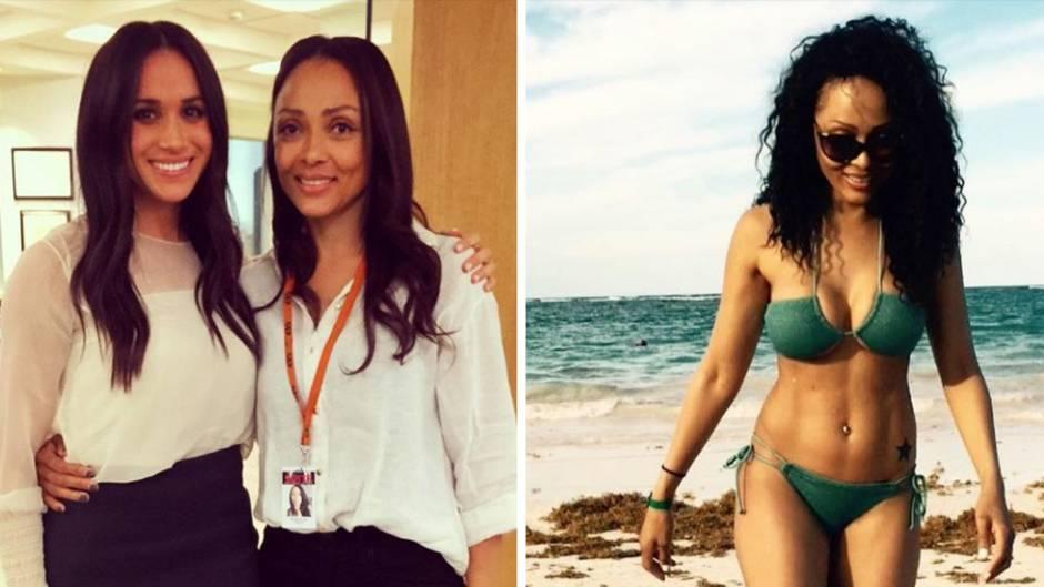 Meghan Markle: So sexy ist ihr Nackt-Double Nicky Bursic