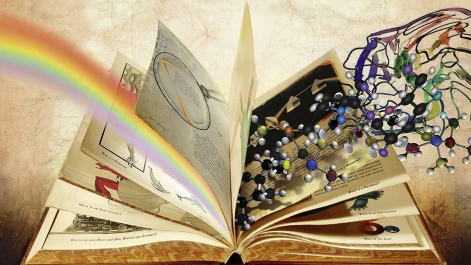"""Richard Dawnkins """"Der Zauber der Wirklichkeit."""