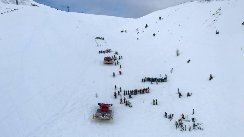Junger Bayer stirbt in Lawine in Tirol