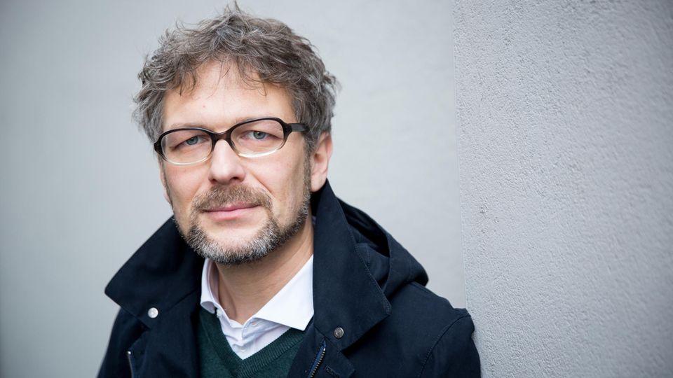 Der Historiker und Publizist Volker Weiß im Portrait