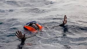 Flüchtling Libyen