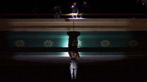 Toter durch Drogenkrieg in Mexiko