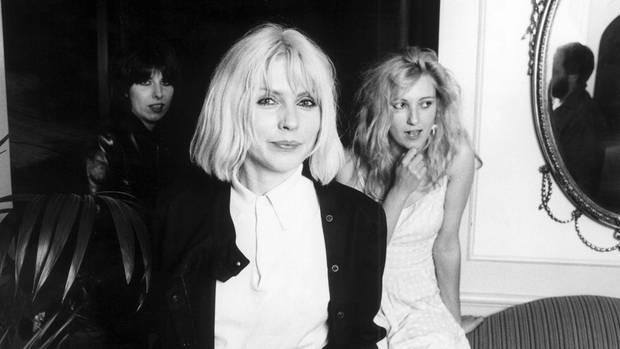 Chrissie Hynde, Blondie, Viv Albertine