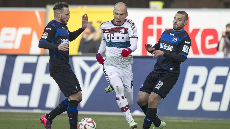 SC Paderborn Bayern München
