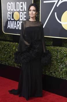 Angelina Jolie bei den Golden Globes