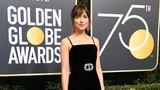 Dakota Johnson bei den Golden Globes