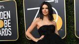 Kendall Jenner bei den Golden Globes