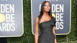 Naomi Campbell bei den Golden Globes