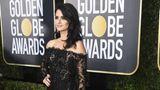 Penélope Cruz bei den Golden Globes
