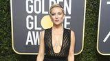 Kate Hudson bei den Golden Globes