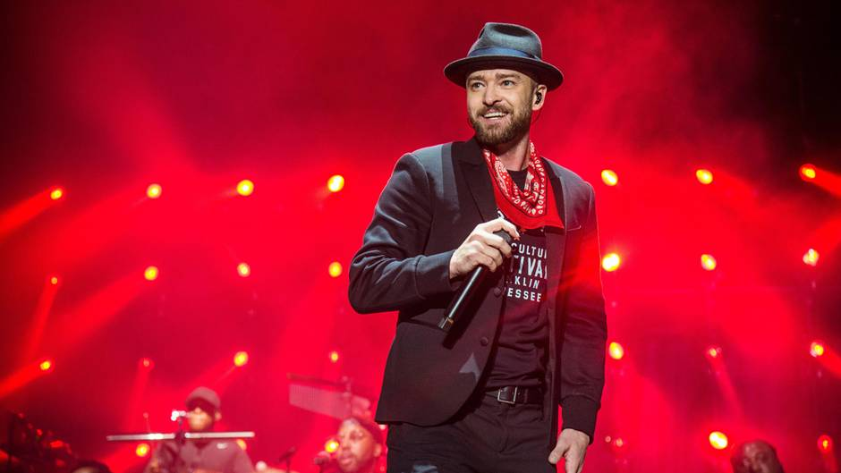 2018 Justin Timberlake