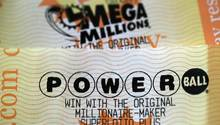 Lotto - USA - Powerball Lotterie - Mega Millions