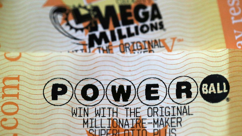 Lotto - USA - Powerball Lotterie - Mega Millions