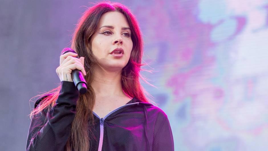 Lana Del Rey versus Radiohead