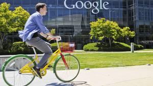 Google Fahrrad Bike
