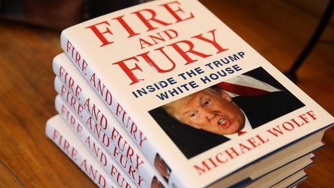 """Fire and Fury"": Das Enthüllungsbuch über Donald Trump"