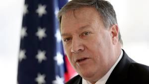 Proteste im Iran: CIA-Direktor Mike Pompeo bestreitet Einflussnahme
