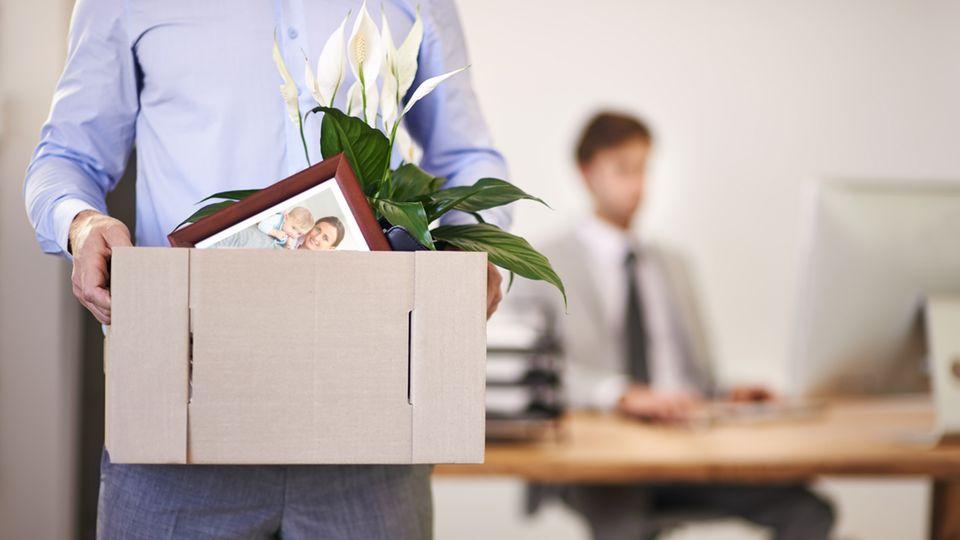 Wer ahnt, dass sein Job in Gefahr ist, kann gegensteuern