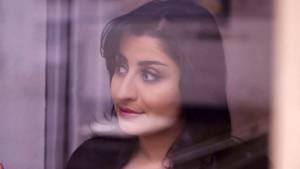 Entschleiert: Rana Ahmad floh vor zweieinhalb Jahren aus Saudi-Arabien.