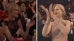 Nicole Kidman Golden Globes