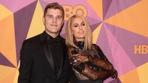 Paris Hilton und ihr Verlobter Chris Zylka