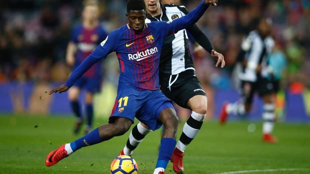 FC Barcelona Ousmane Dembélé