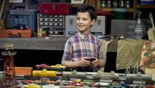 "Iain Armitage in ""Young Sheldon"""